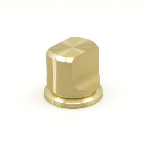 Metal Knob - Suzurando (Gold)