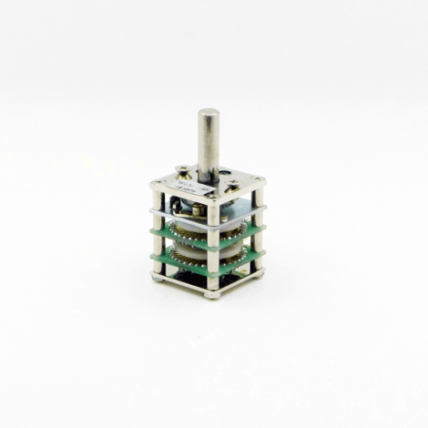 TKD HR23S 30 Steps Stepped variable attenuator