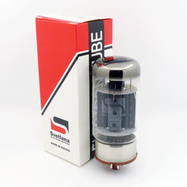 Svetlana 6550CSV (Preamp Vacuum Tube) (Platinum matched)