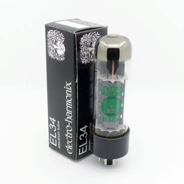 EH EL34 (Power Vacuum Tube)