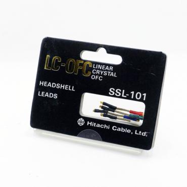 Hitachi SSL-101 LC-OFC Headshell Leads