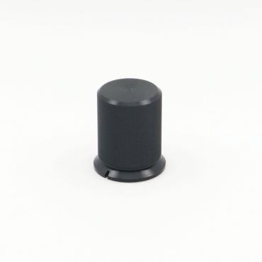 Metal Knob - Cylinder (Black)