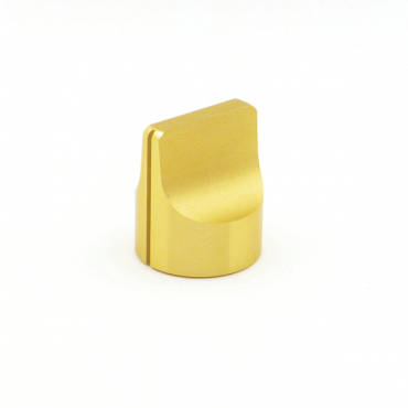 Metal Knob - Pointer (Gold)