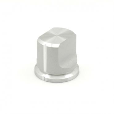 Metal Knob - Suzurando (Silver)