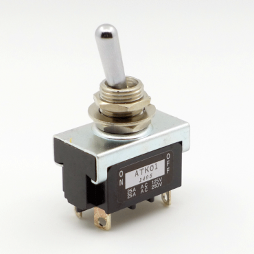 ATK01 25A Toggle Switch