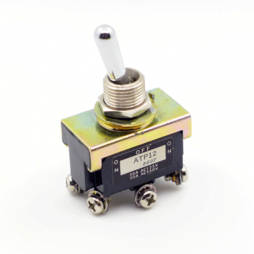 ATP12 20A Toggle Switch (Center Off)
