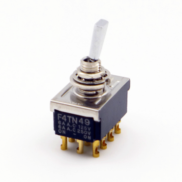 F4TN49 6A Toggle Switch