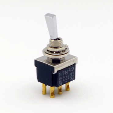 FTN49 6A Toggle Switch