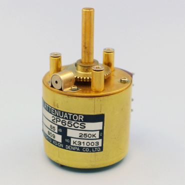 TKD 2P65CS 40 Steps Stepped variable attenuator