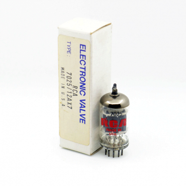 RCA 12AX7 (Preamp Vacuum Tube)