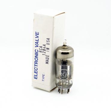 RCA 12B4A Triode Vacuum Tubes