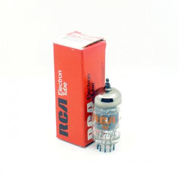 RCA 6GH8A Triode-Pentode Vacuum Tubes