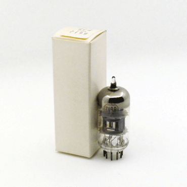 RCA 7199 (Medium-mu Triode Sharp-cutoff Pentode)
