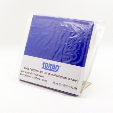 Sorbo - Self-Stick Anti Vibration Sheet