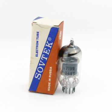 Sovtek 7199 (Medium-mu Triode Sharp-cutoff Pentode)