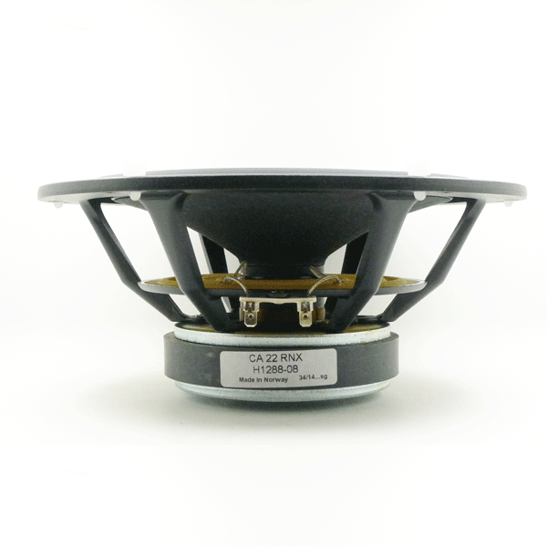 Seas - Ca22rnx 8 U0026quot  Coated Paper Cone Woofer